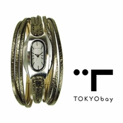 Tokyo Bay Bronze Angel Watch for Women