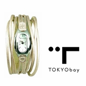 Tokyo Bay Rose Gold Angel Watch for Women