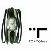 TOKYObay Black Angel Watch for Women