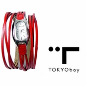 TOKYObay Red Angel Watch for Women