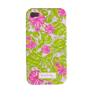 Lilly Pulitzer iPhone 4/4S Case - Chum Bucket