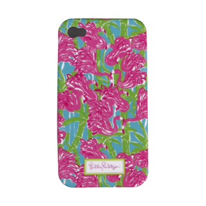 Lilly Pulitzer iPhone 4/4S Case - Fan Dance