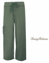 Mudstone Alani Terry Cropped Pants by Tommy Bahama