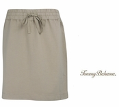 Twill Alani Terry Skirt by Tommy Bahama