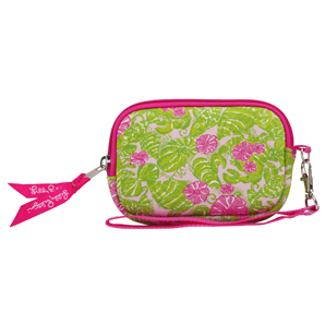 Lilly Pulitzer Neoprene Tech Case - Chum Bucket
