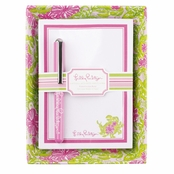 Lilly Pulitzer Catchball w/ Note Sheets & Pen - Chum Bucket