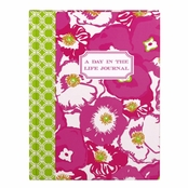 Lilly Pulitzer A Day in the Life Journal - Scarlet Begonia
