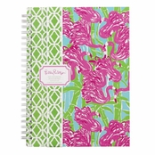 Lilly Pulitzer Mini Notebook - Fan Dance