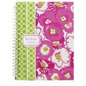 Lilly Pulitzer Mini Notebook - Scarlet Begonia