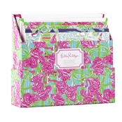 Lilly Pulitzer Notecard Set - Fan Dance