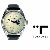 TOKYObay Beige Jazz Watch for Men