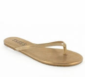 Tkees Glitters Collection Sandbeam Leather Sandals