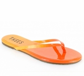 Tkees Colored Blends Collection Sunrise Leather Sandals