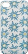 Azure Daisy Texture Iphone 4 4S Case by rockflowerpaper