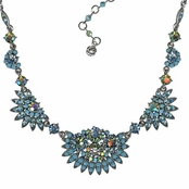 Couture Versaille Lace Necklace by Kirks Folly