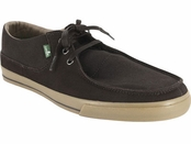 Mens Brown Shunami Sidewalk Surfers by Sanuk