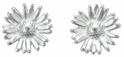 Daisy Stud Earrings by Kit Heath