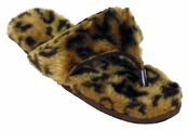 Safari Thong Slippers by Patricia Green