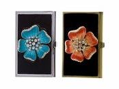 Spring Street Flower Power Card holder