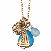 Sailing Charm Necklace by Danielle Stevens
