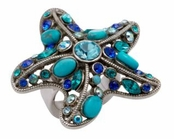 Spring Street Life Aquatic Starfish Ring