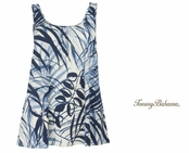 Ginger Leaves Top by Tommy Bahama