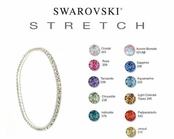 Crystal Stretch Anklet by Swarovski