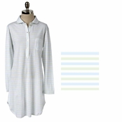 Pima Cotton Sleep Shirt by Carole Hochman
