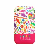Dylan's Candy Bar Scented Candyspill iPhone Cover for 3G and 3GS