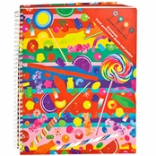 Dylan's Candy Bar Candyspill Notebook