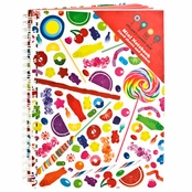 Dylan's Candy Bar Candyspill Mini Notebook