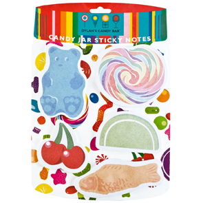 Dylan's Candy Bar Candyspill Sticky Note Set