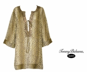 Cat Island Embellished Tunic by Tommy Bahama