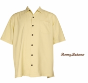 Sun Bleached Diamond Dozen Silk Camp Shirt by Tommy Bahama