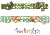 Crystal  Barrette by Toe Brights