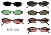 Sunglasses by Toe Brights