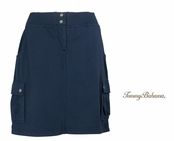 Ocean Deep Alani Terry Cargo Skirt by Tommy Bahama