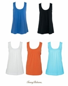 On The Road Sleeveless Top by Tommy Bahama