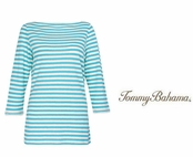 Boat Stripe Top by Tommy Bahama