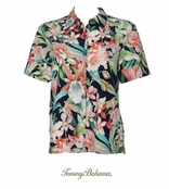 Surfside Breeze Silk Camp Shirt by Tommy Bahama
