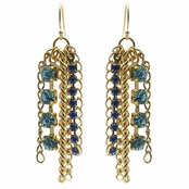 Janna Conner Gold S Gillian Earrings