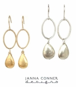 Ryanne Earrings by Janna Conner