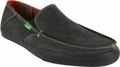Men's Charcoal Standard Trim Sidewalk Surfers by Sanuk