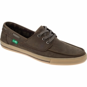 Men's Brown Shore Leave Sidewalk Surfers by Sanuk