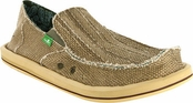 Men's Khaki Carpe DM Sidewalk Surfers by Sanuk