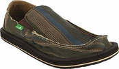 Men's Blue Donny Sidewalk Surfers by Sanuk