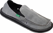 Men's Grey Vagabond Sidewalk Surfers by Sanuk