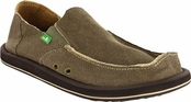 Men's Brown Vagabond Sidewalk Surfers by Sanuk