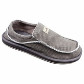 Men's Brown Chiba Sidewalk Surfers by Sanuk