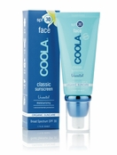 COOLA Classic Sunscreen Face SPF 30 Unscented Moisturizer